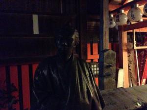 岬神社坂本龍馬