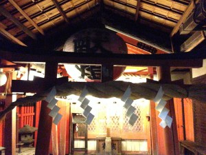 岬神社鳥居