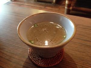 ミューズカフェスープ