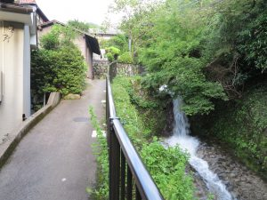 京都大原小川