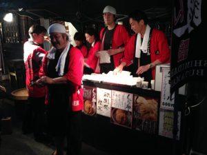祇園祭前祭肉まん