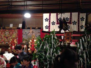 祇園祭前祭天神