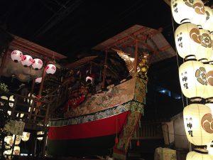 祇園祭前祭船鉾