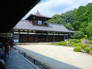 東福寺開山堂庭園