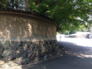 東福寺丸い角