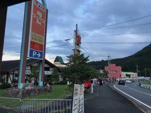 京たんば花火大会1