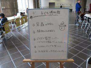 子ども博物館と京都大学博物館お土産