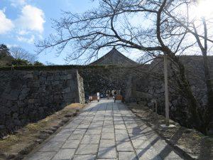 篠山城10