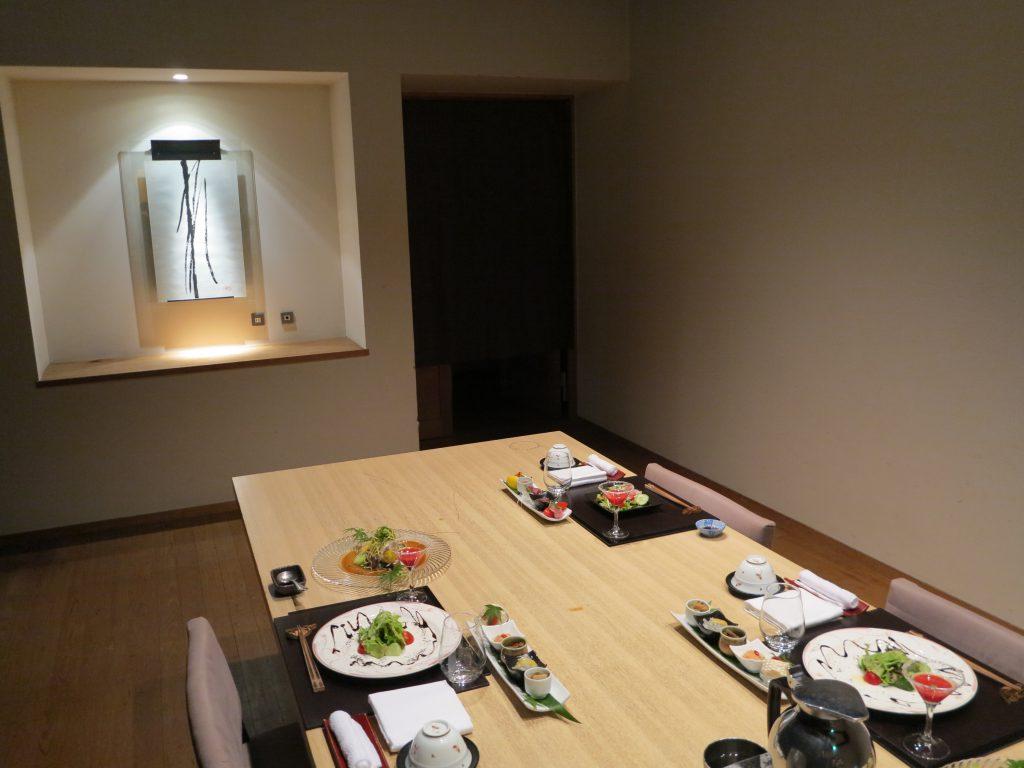 オーベルジュ土佐山食事17
