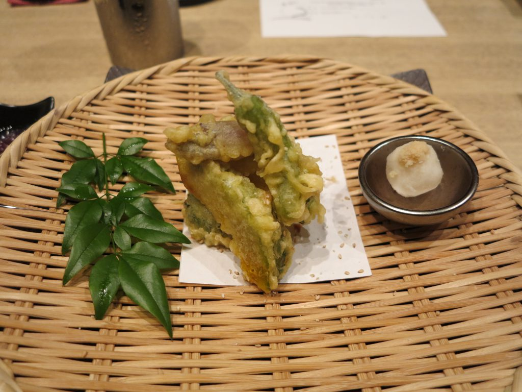 オーベルジュ土佐山食事9