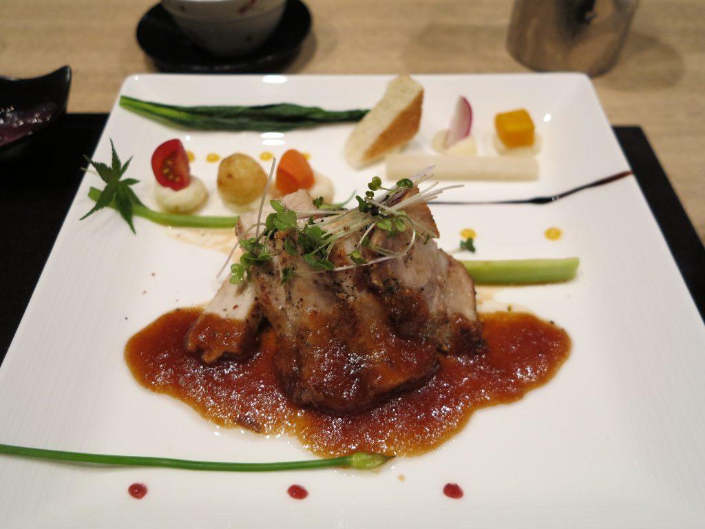 オーベルジュ土佐山食事4