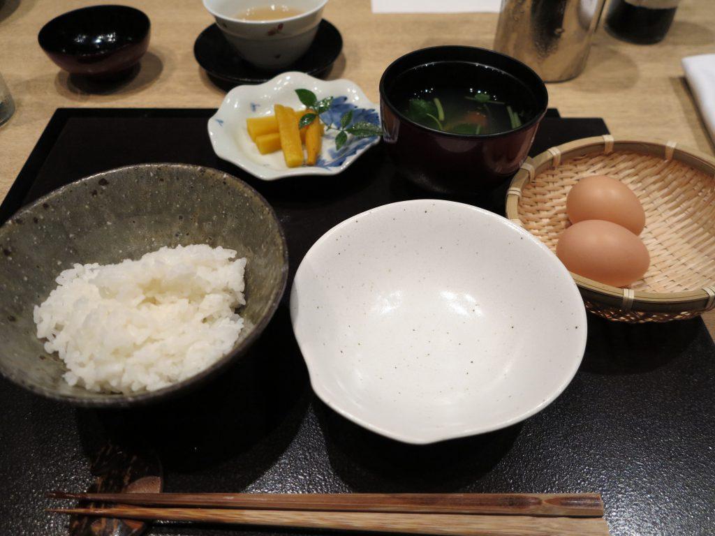 オーベルジュ土佐山食事2
